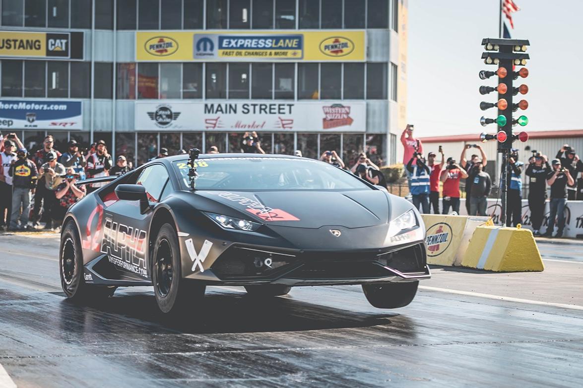Esse Huracán é o novo Lamborghini mais rápido do mundo