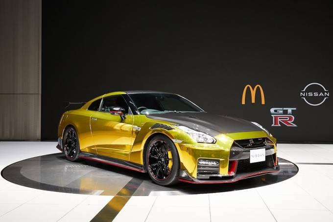 Nissan GT-R Nismo 2022 McDonald's (3)