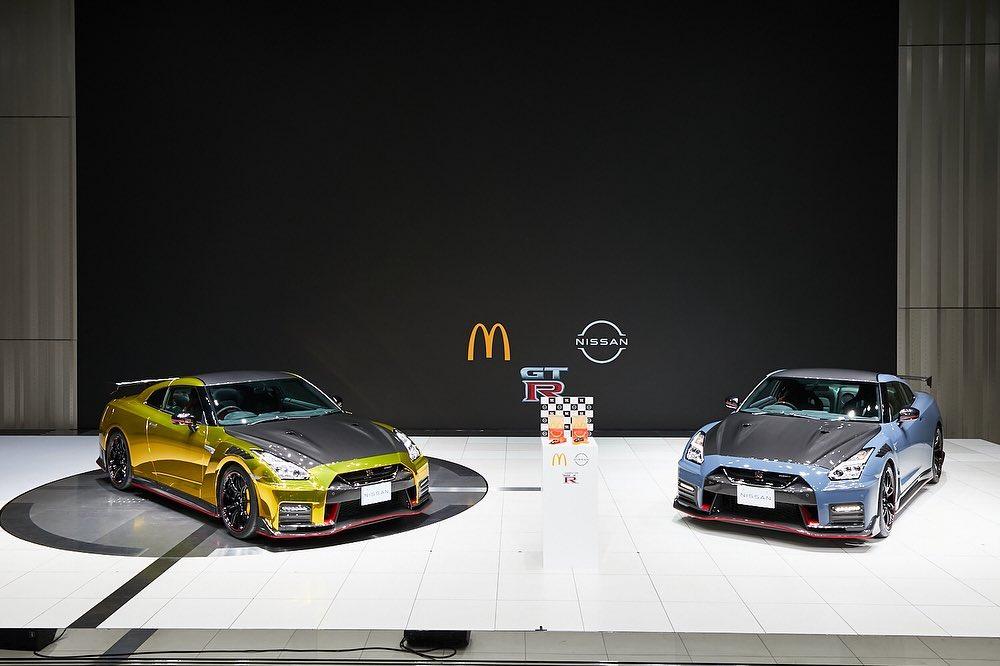 Moral foi tanta que anúncio da parceria foi feita no mesmo evento que revelou o Nissan GT-R Nismo 2022