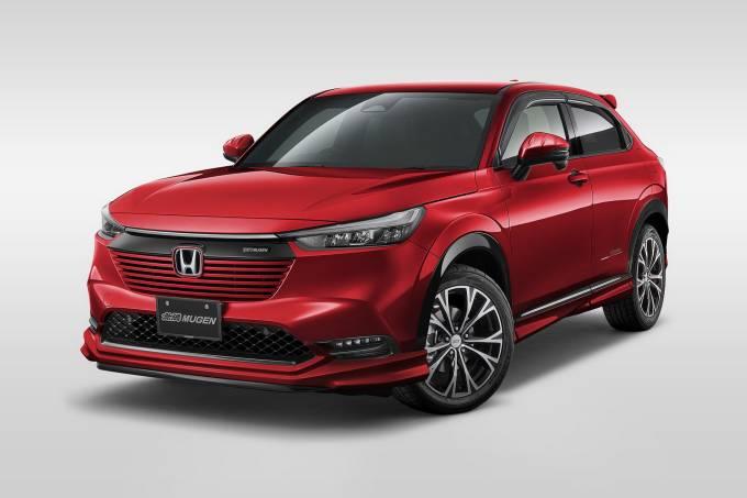 Novo Honda HR-V 2022 Mugen (6)