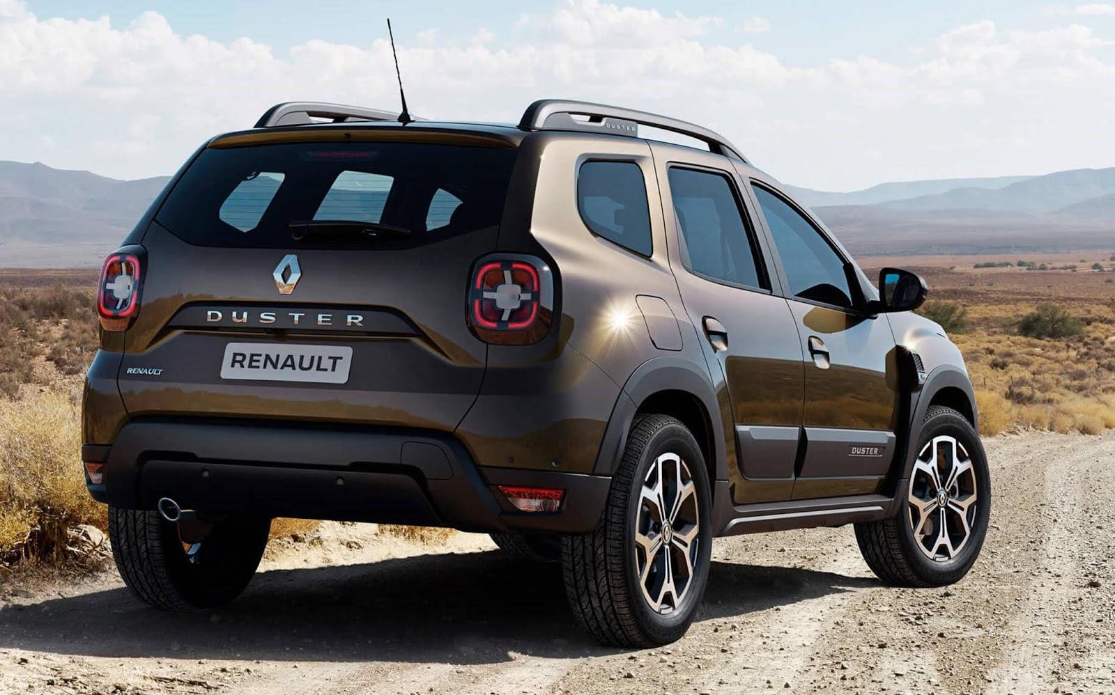 Renault Duster 1.3 turbo 2021