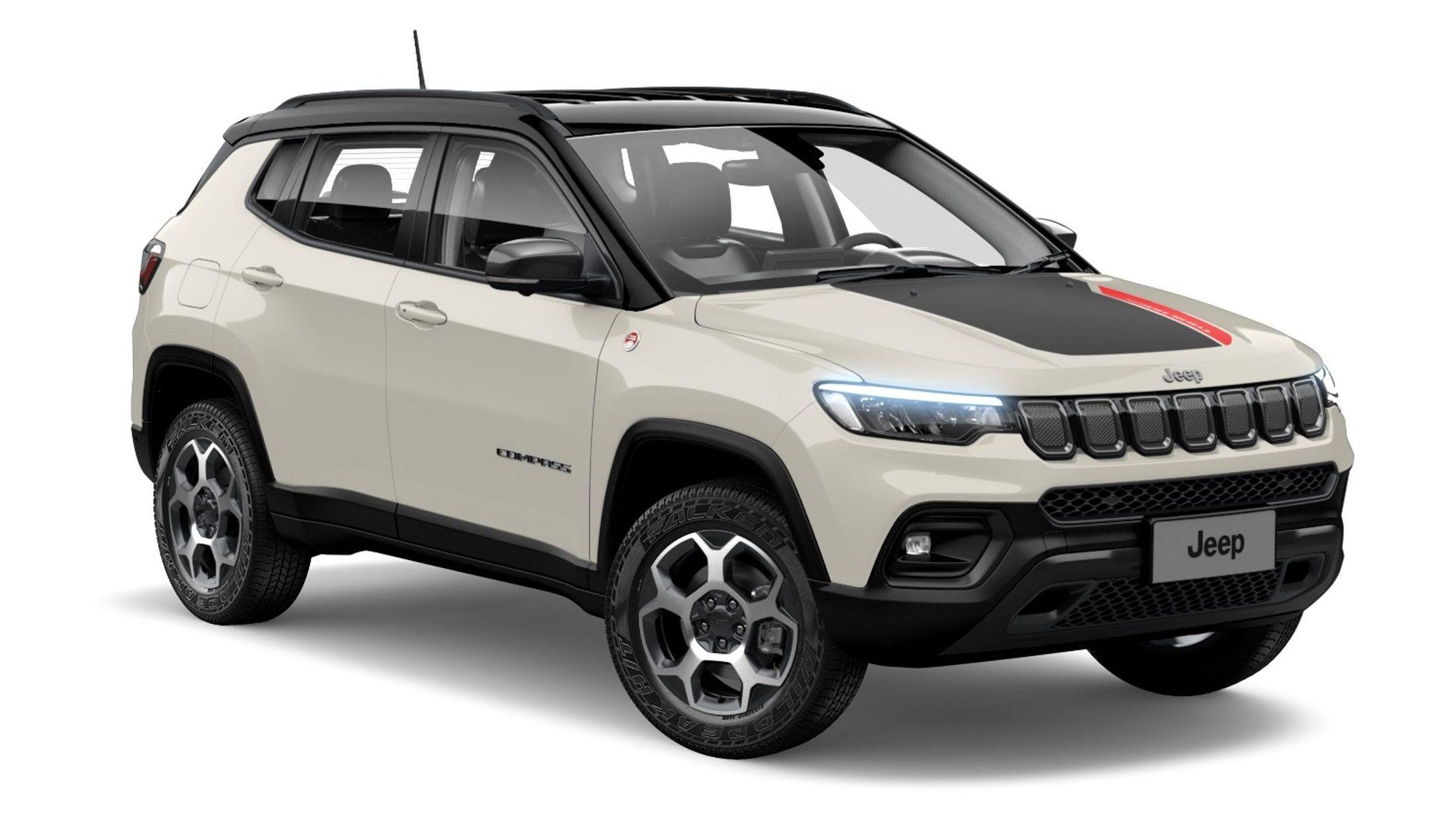 Novo Jeep Compass Trailhawk
