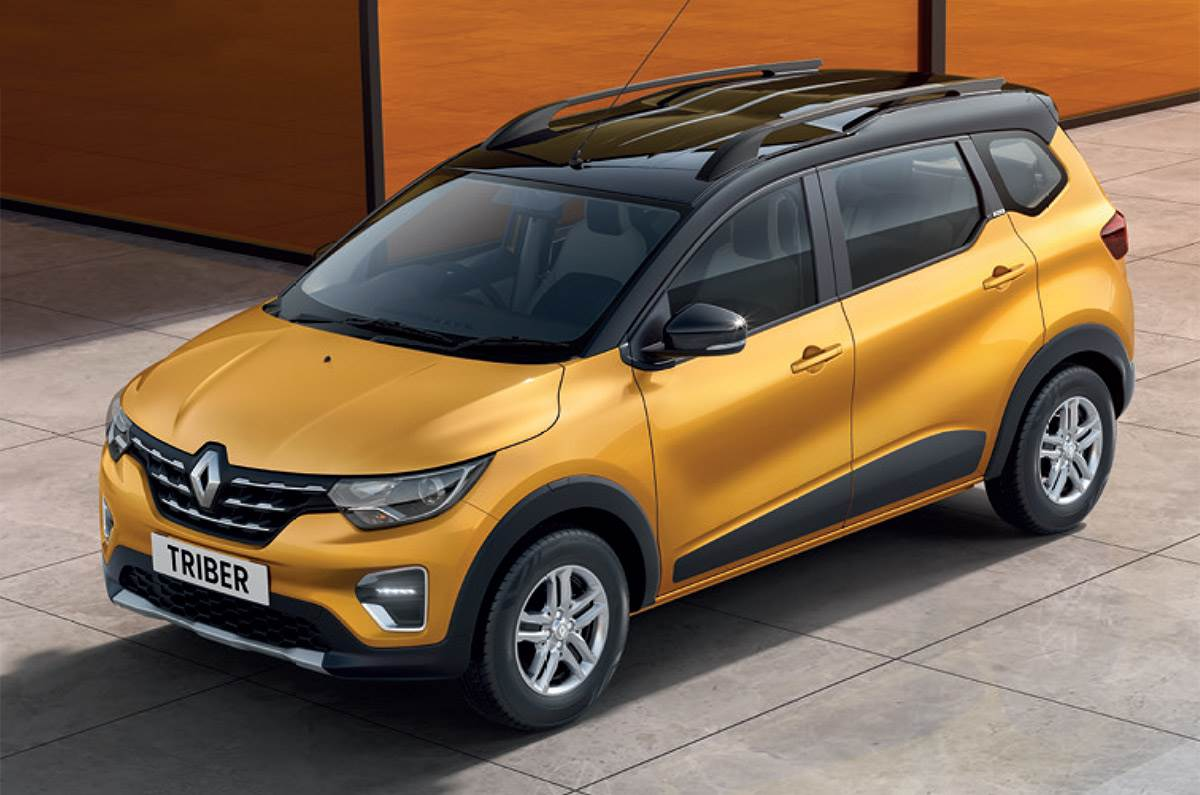 Renault Triber 2021 leva sete ocupantes mas custa menos que o Kwid brasileiro