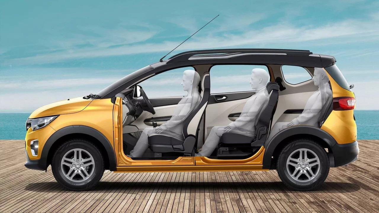 SUV é menor que um Sandero mas vem com três fileiras de assento em todas as versões