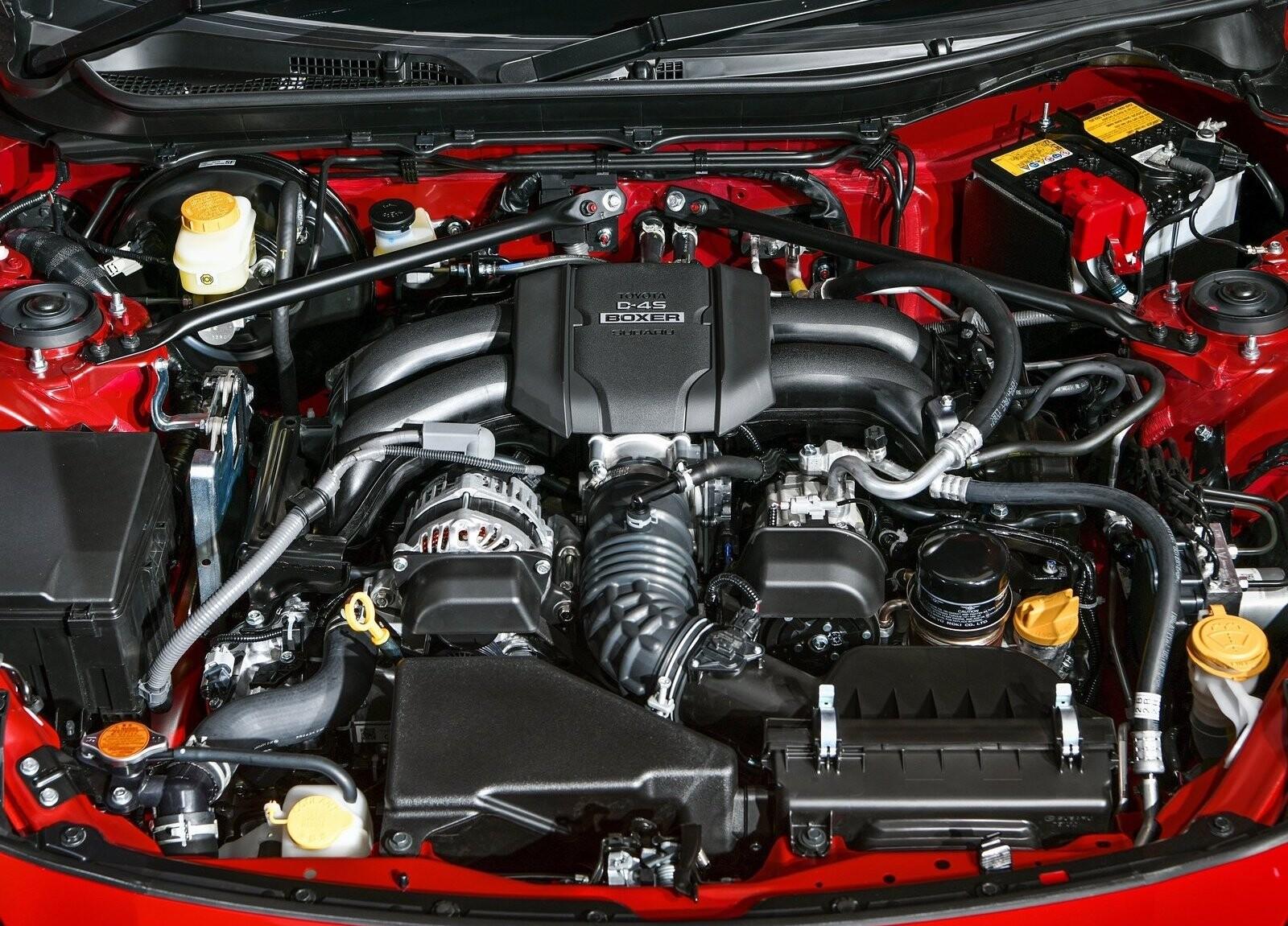 MOTOR 2.4 Toyota GR 86 2022