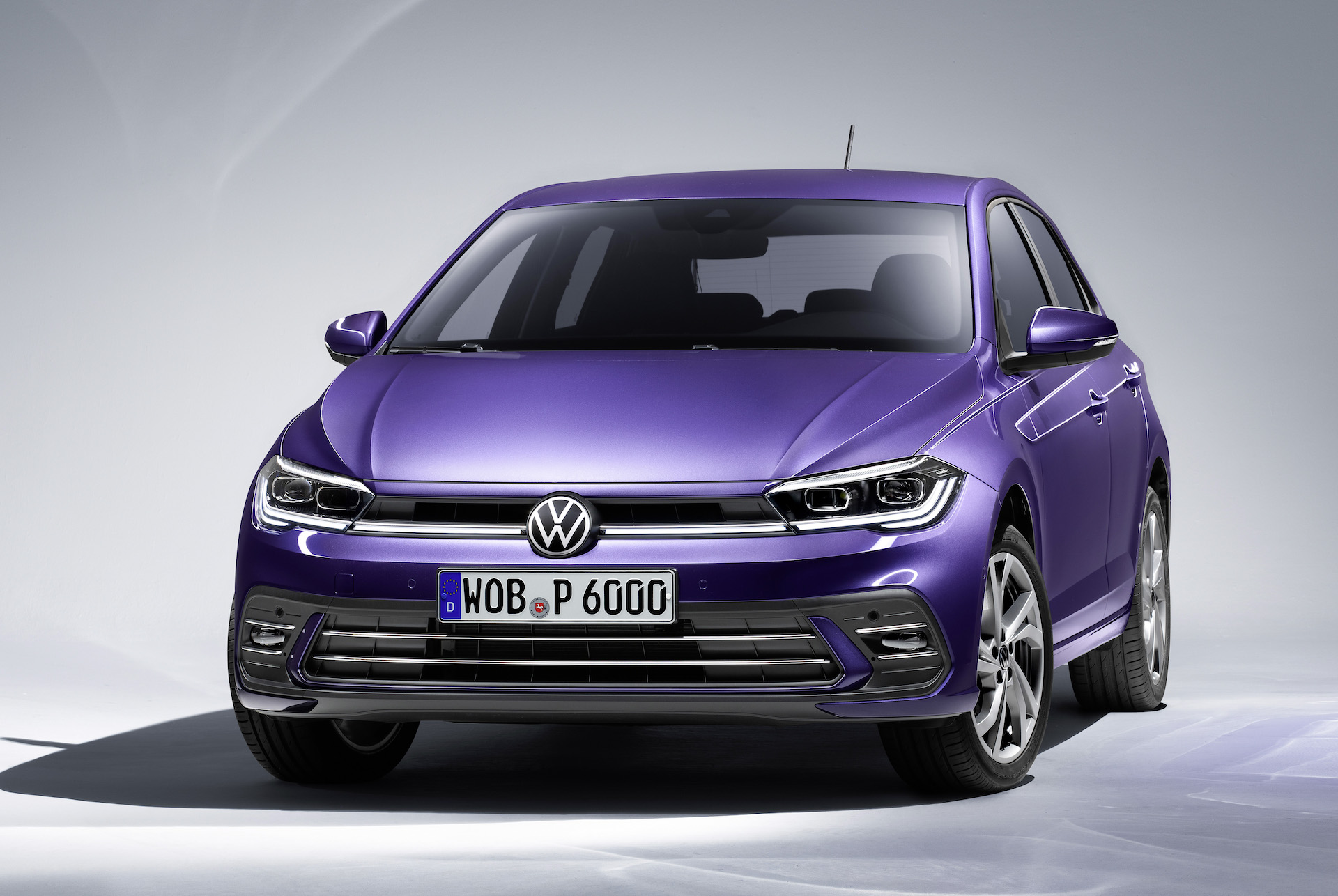Volkswagen Polo 2022 EURO Life Style R-Line