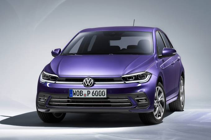 Volkswagen Polo 2022 EURO Life Style R-Line (10)