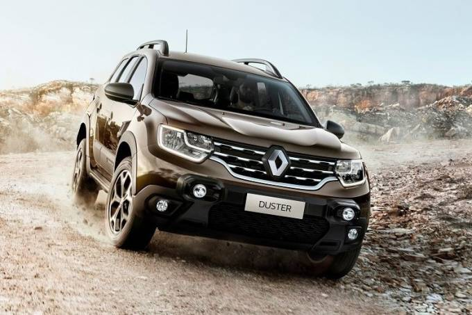 Renault Duster 1.3 turbo 2021