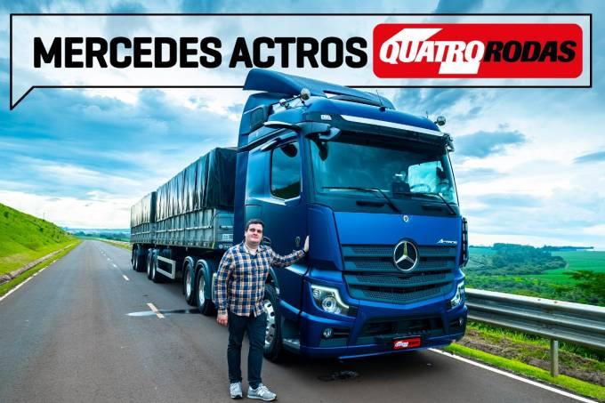 Thumb Mercedes Actros