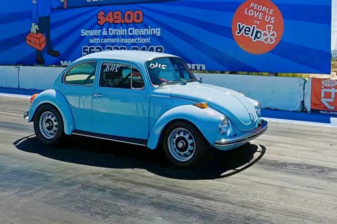 Fusca 1973 524 cv