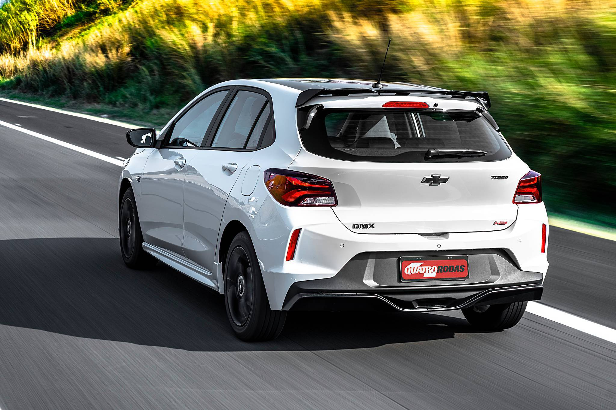 Versão esportivada RS foi uma das novidades da Chevrolet para o Onix em 2020