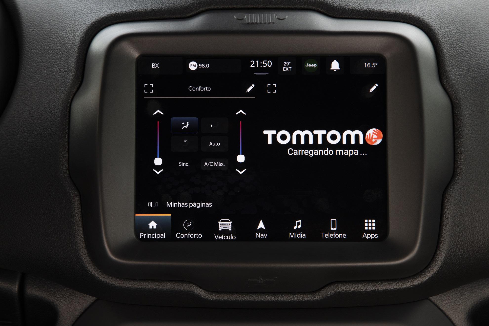 Adventure Intelligence oferece seu próprio app de navegação em parceria com a TomTom