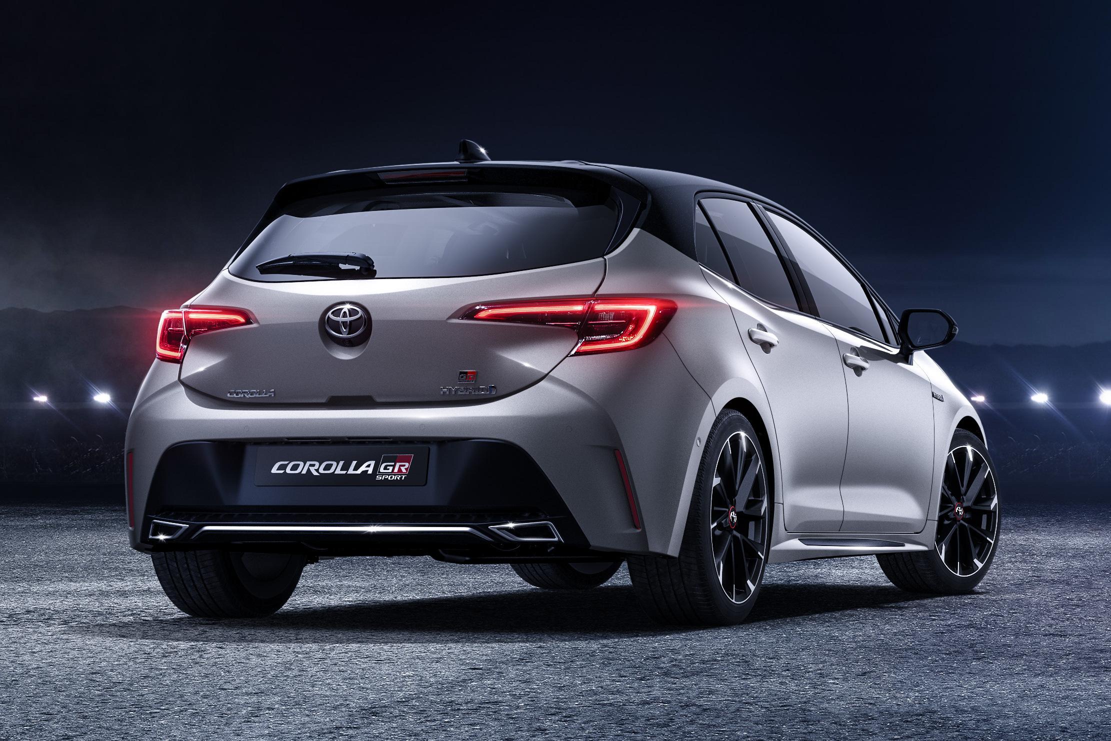 Toyota Corolla hatch GR Sport