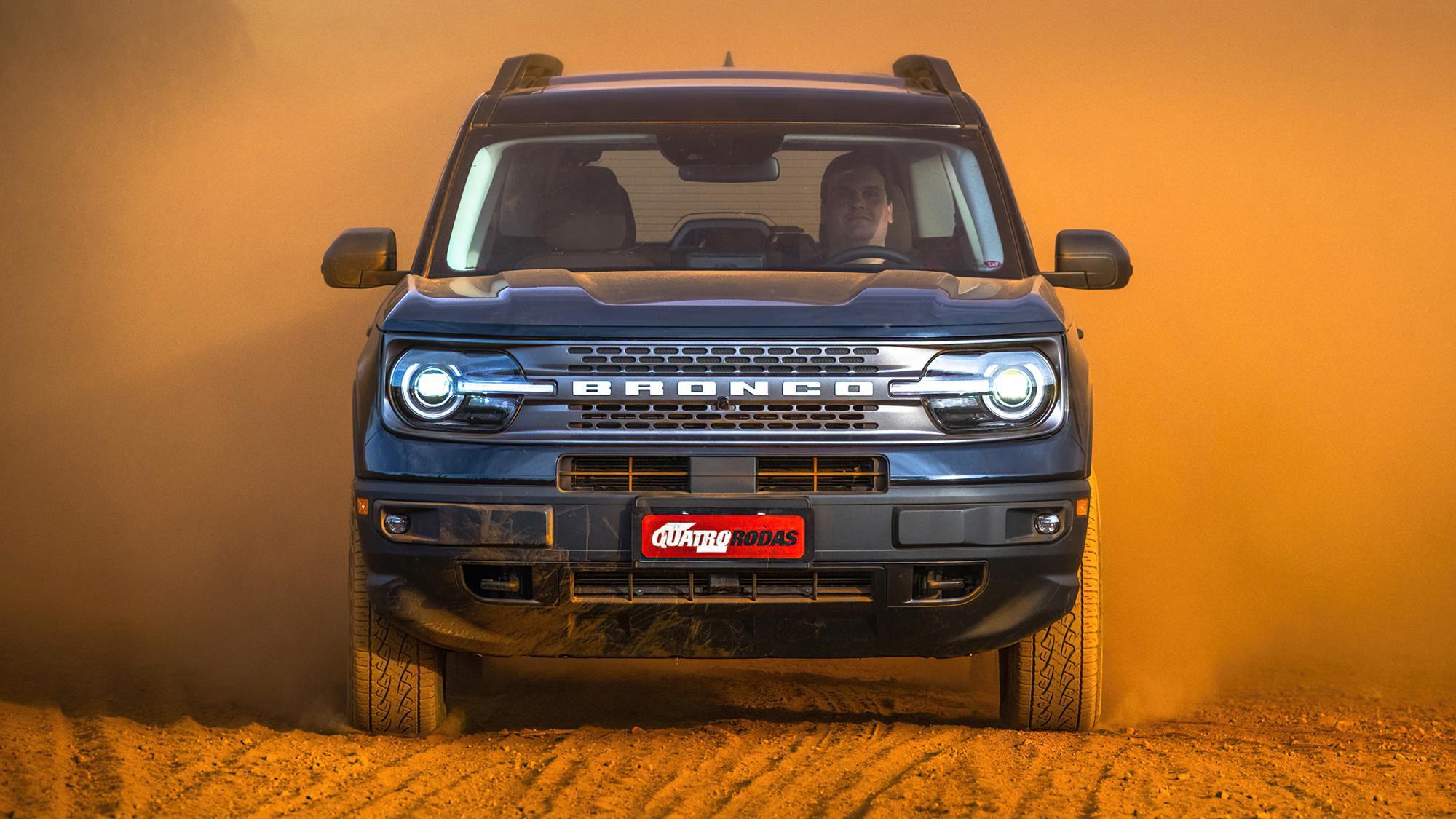 Ford Bronco Sport Wildtrack 2022