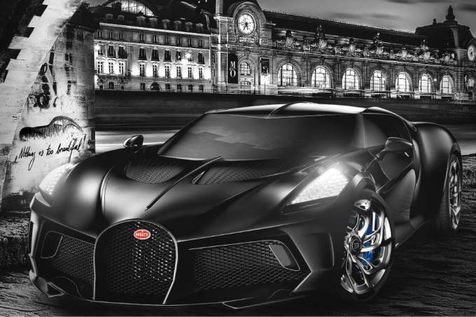 Bugatti La Voiture Noire capa