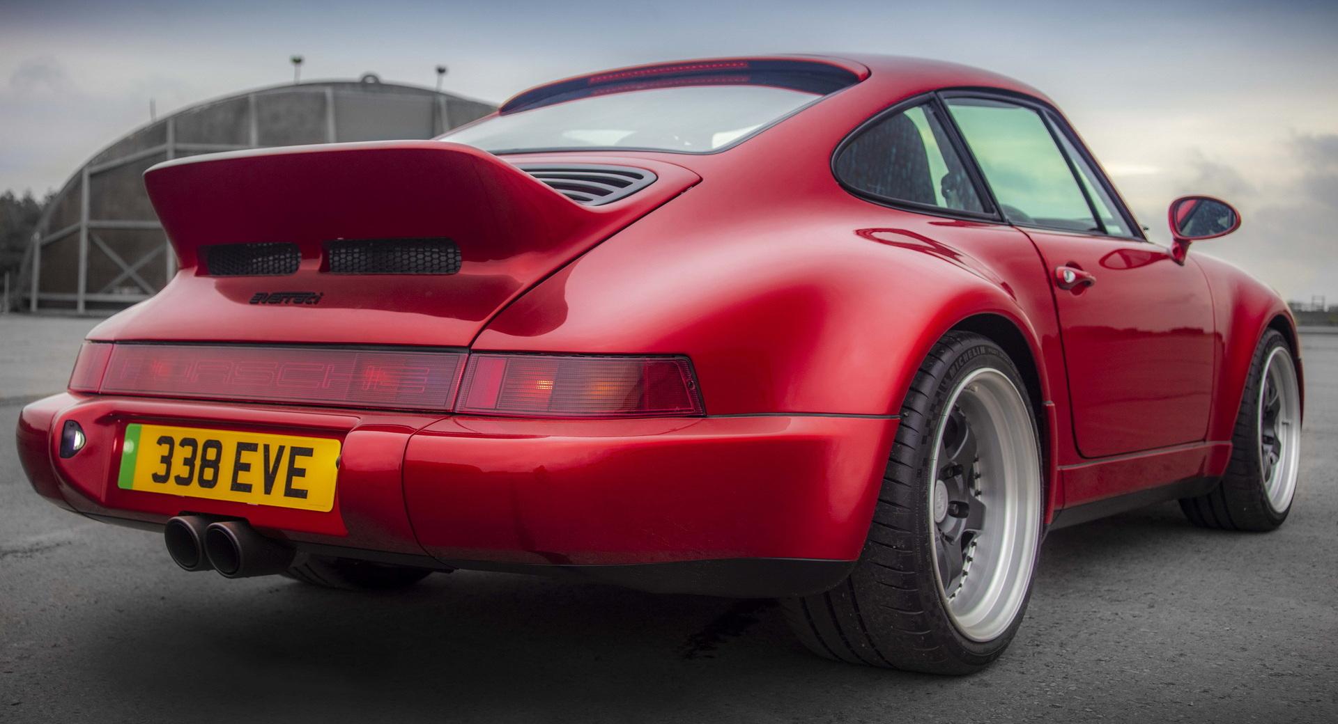 1991-Porsche-911-Everrati
