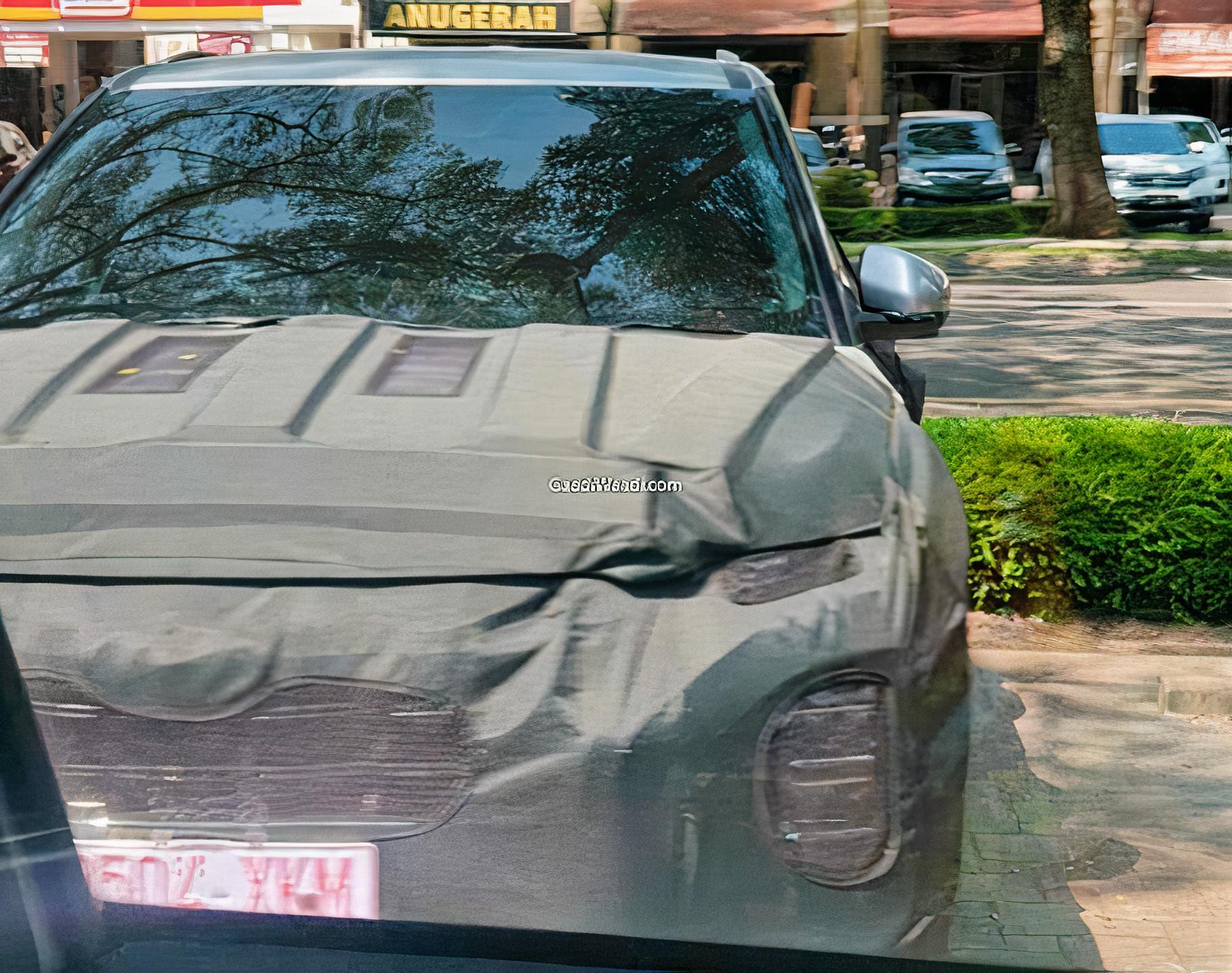 2022 Hyundai Creta facelift flagra