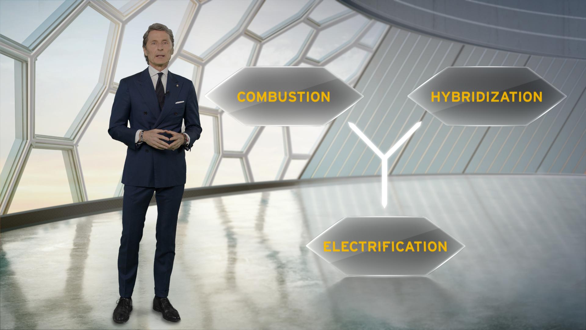 Stephan Winkelmann CEO da Lamborghini
