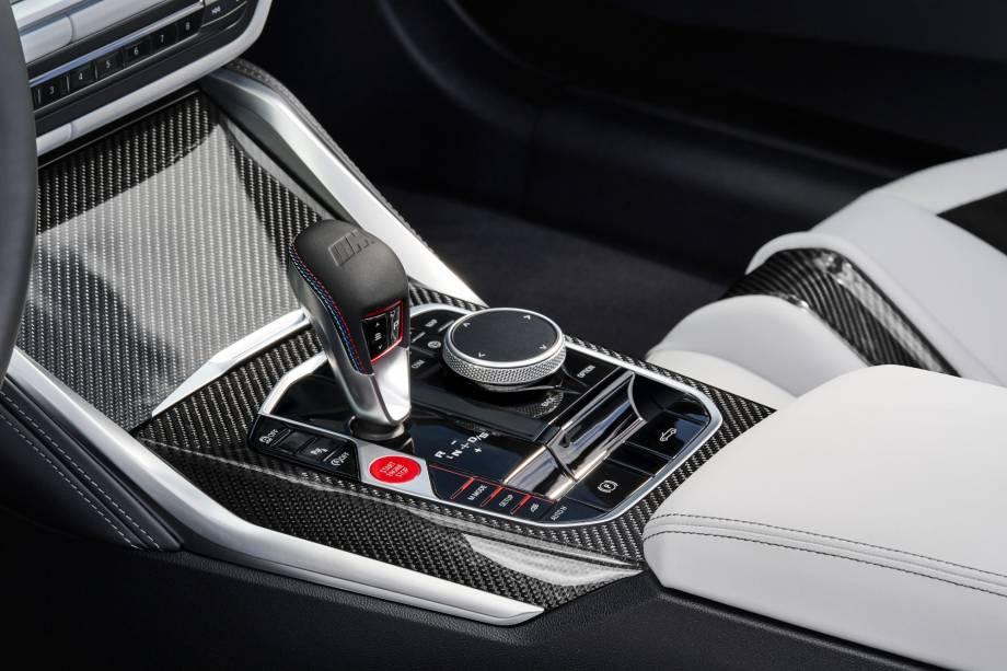 O câmbio do modelo será automático e composto por oito velocidades