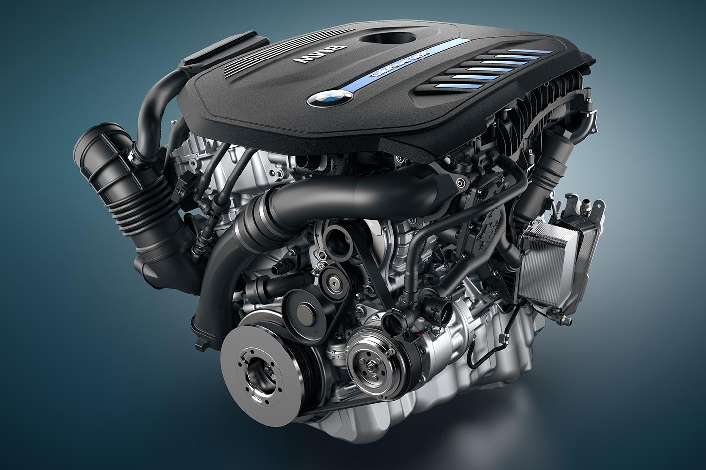 BMW-Twinpower-turbo-engine
