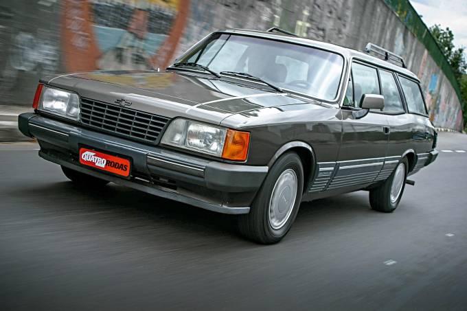 Caravan Diplomata SE modelo 1989, perua da Chevrolet, de propriedade de Sylvio L_1.jpg