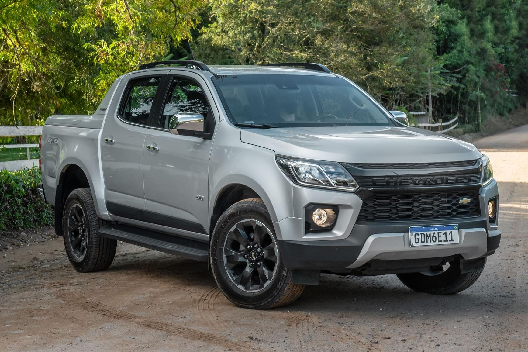 Chevrolet S10 High Country 2022