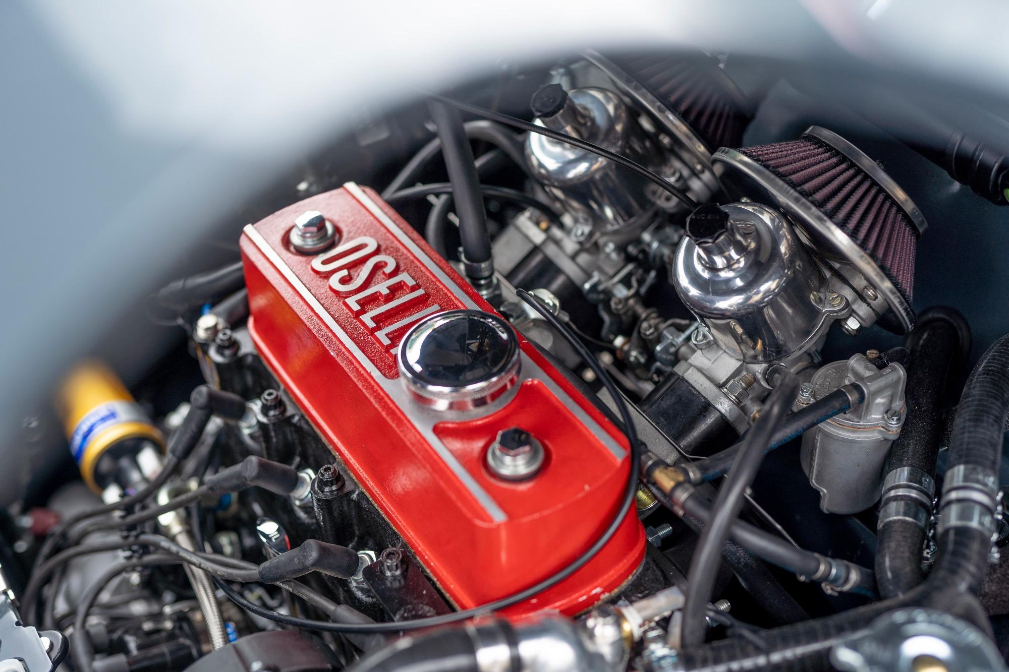 Motor do Mini Remastered Oselli Edition