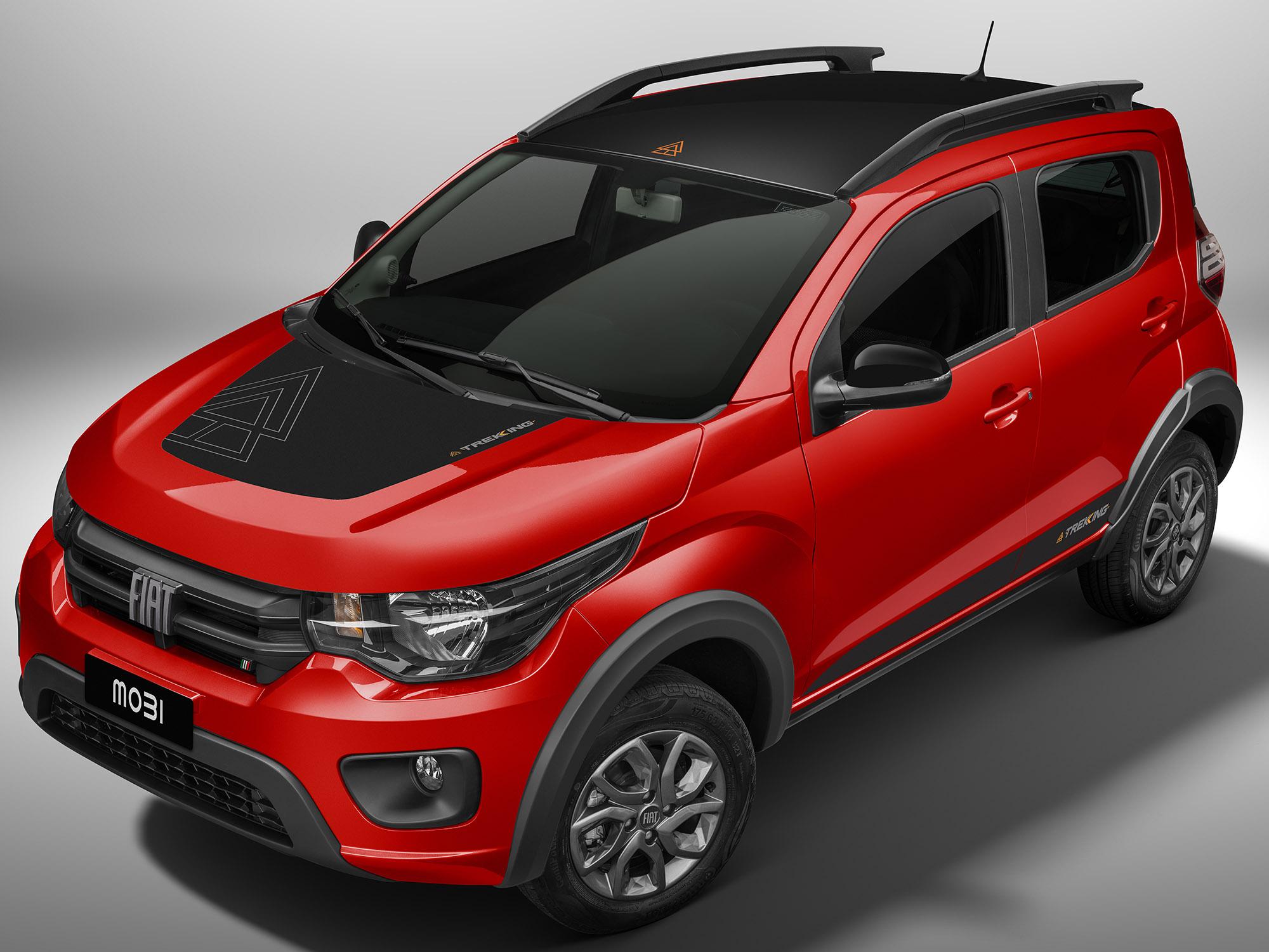 Fiat Mobi Trekking 2022 Frente alta 34