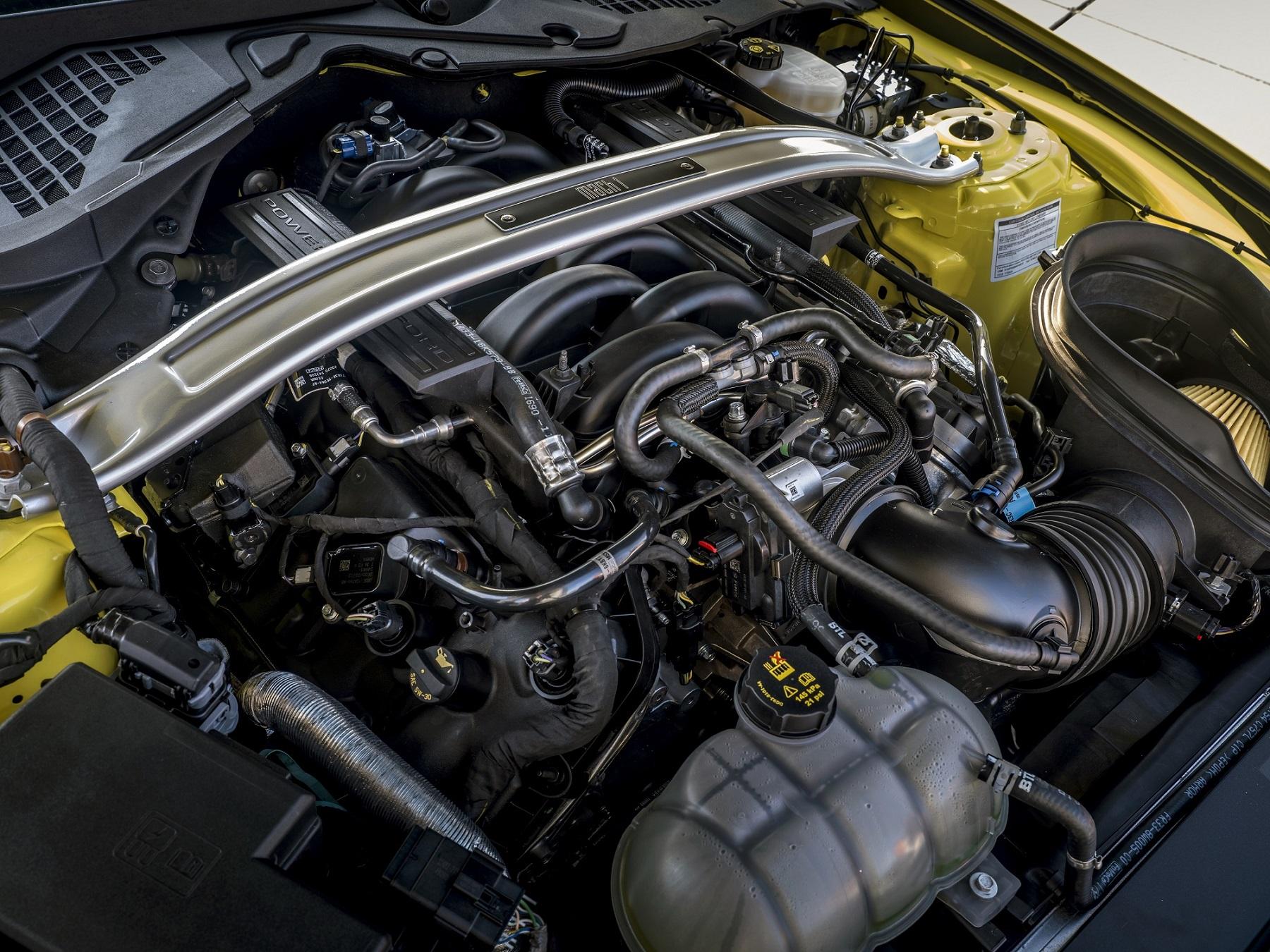 Ford Mustang Mach 1 2021 Motor V8