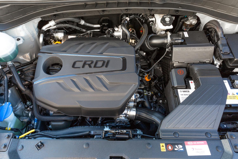 Kia Sportage Motor