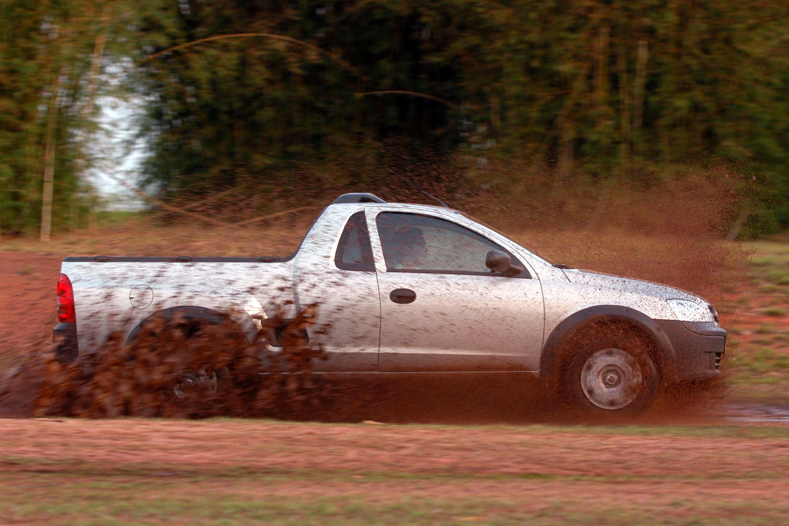 Chevrolet Montana Off Road
