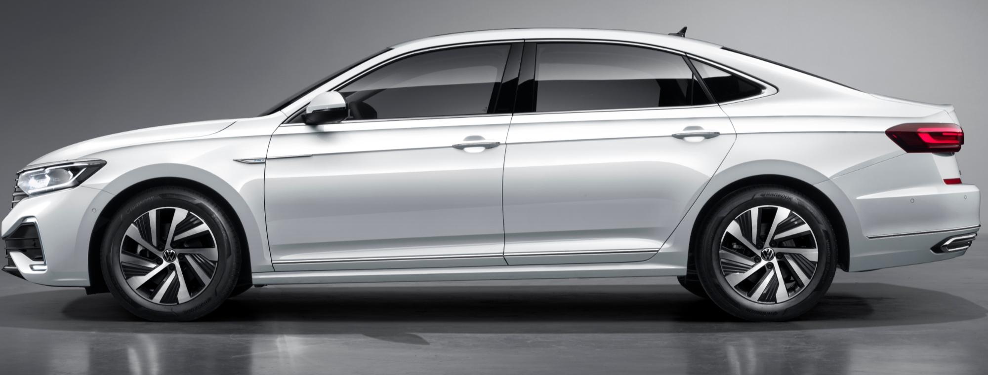 Novo Volkswagen Passat 2021 China Frente