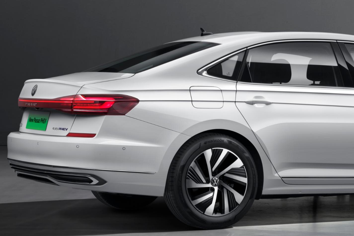 Novo Volkswagen Passat 2021 China porta-malas