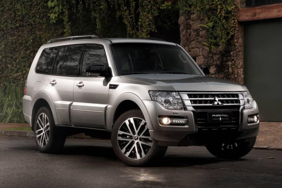 Saída do modelo abre espaço para toda uma nova geração de veículos Mitsubishi, com o mesmo DNA robusto e aventureiro.