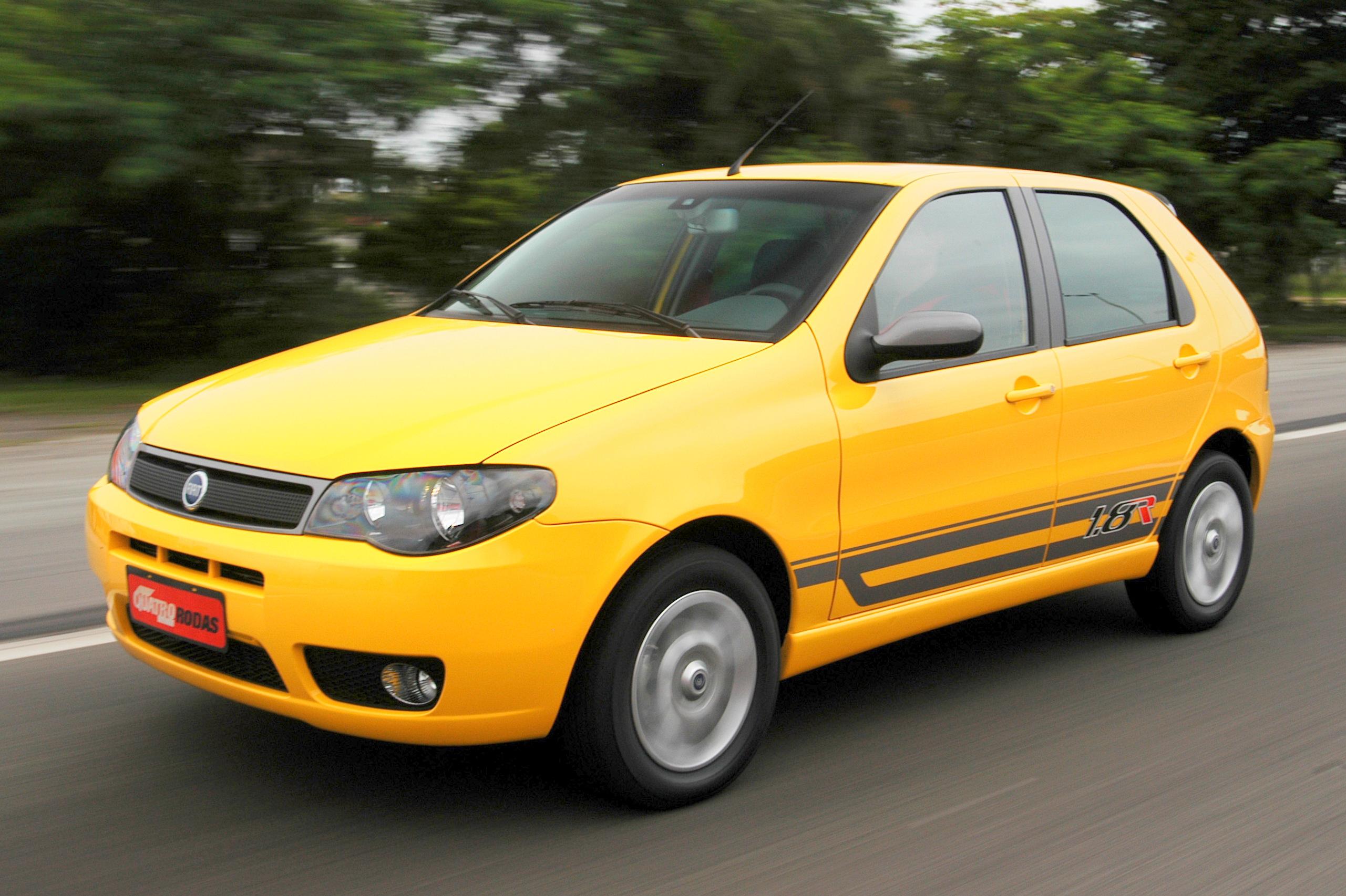 Palio 1.8 R da Fiat