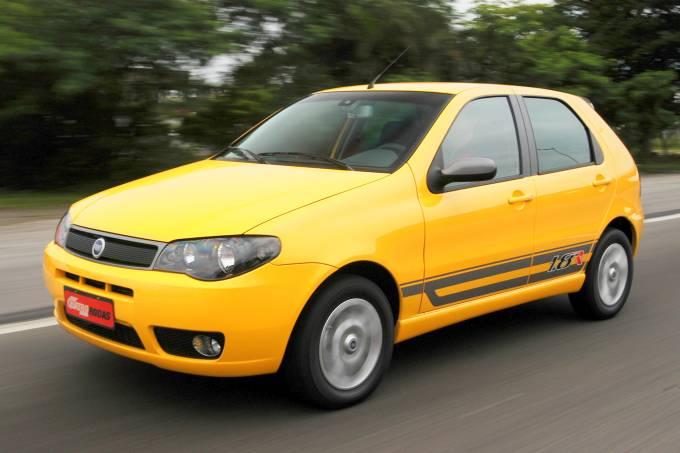 Palio 1.8 R da Fiat.
