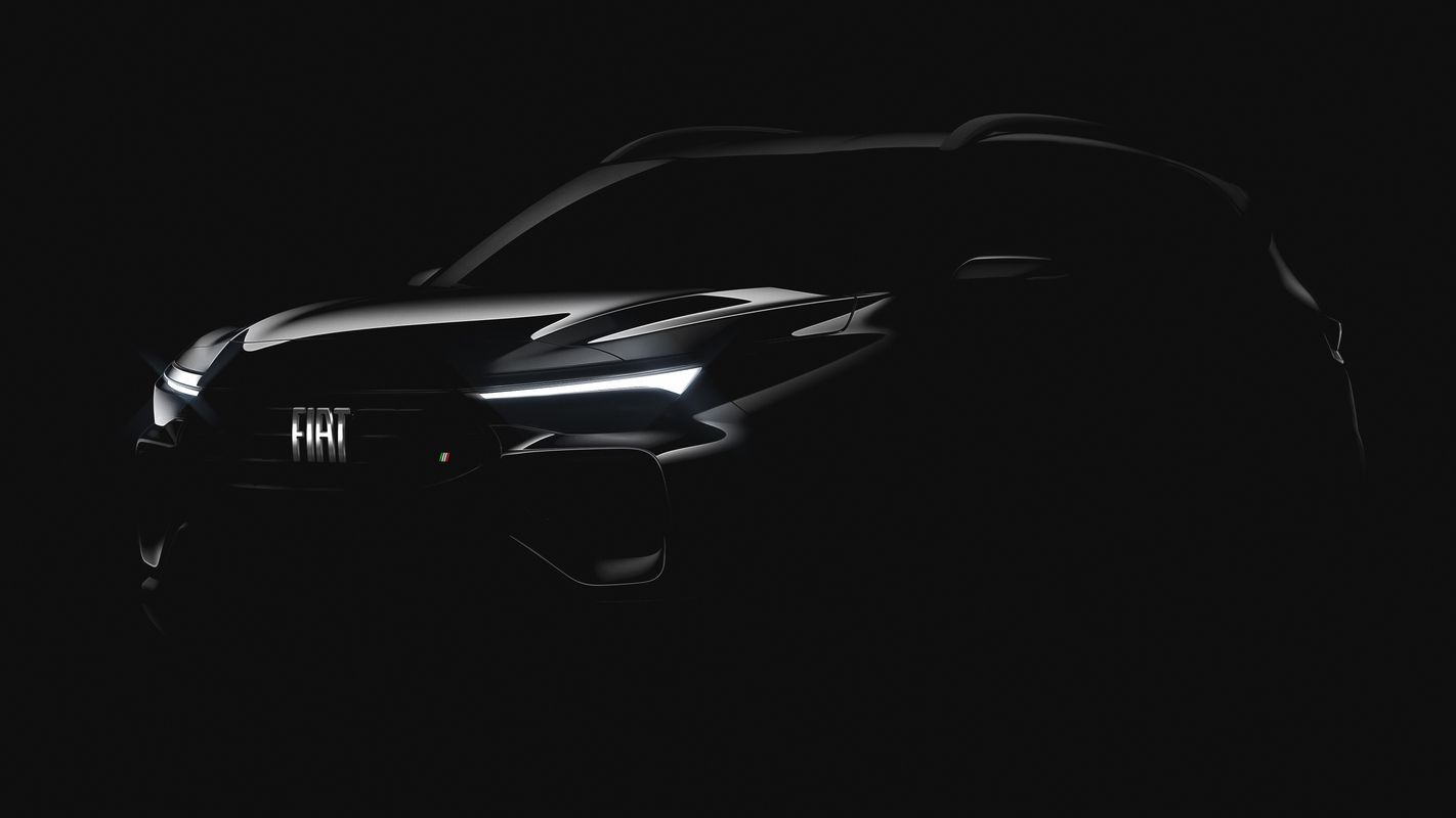 Eis a primeira impressão do novo SUV da Fiat