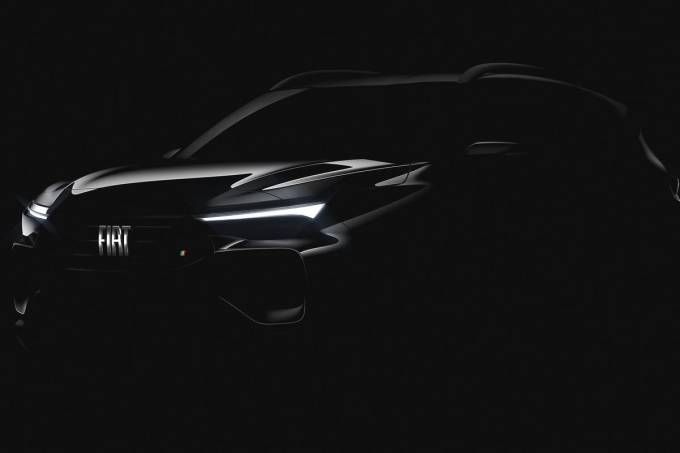 Fiat Progetto 363 teaser frontal