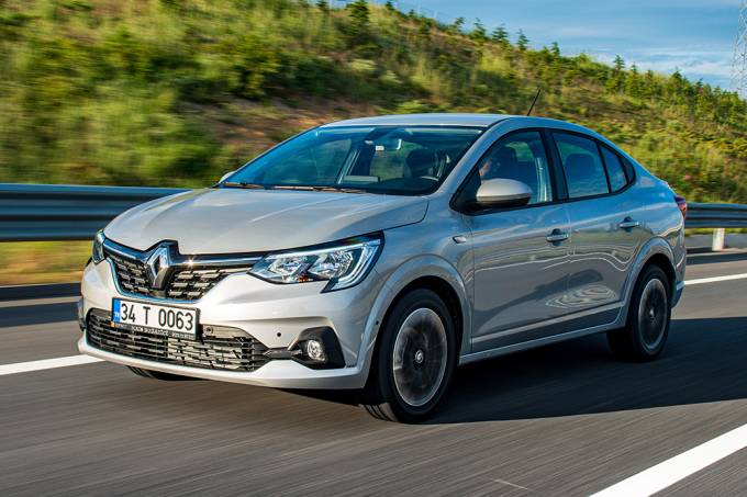 Renault Taliant 2021 Logan 2022 (2)