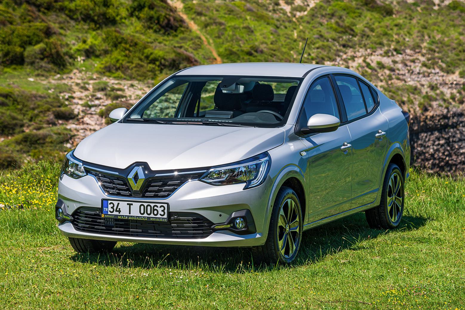 Renault Taliant 2021 Logan 2022
