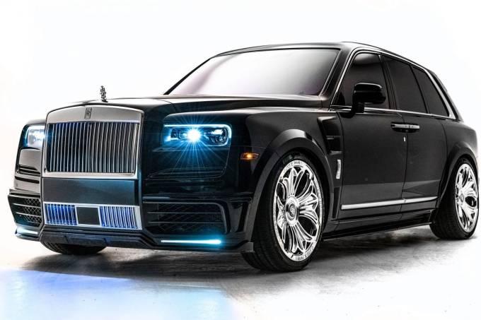Rolls Royce personalizado do cantor Drake (4)