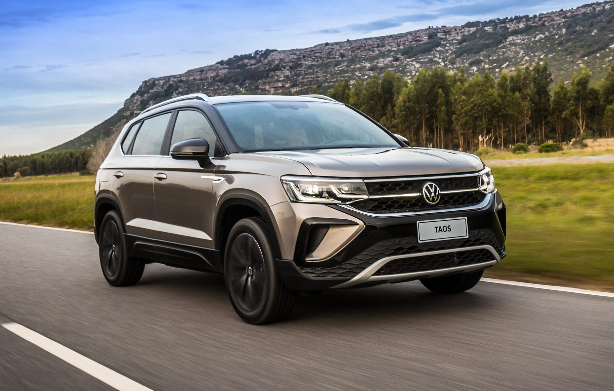 Volkswagen Taos