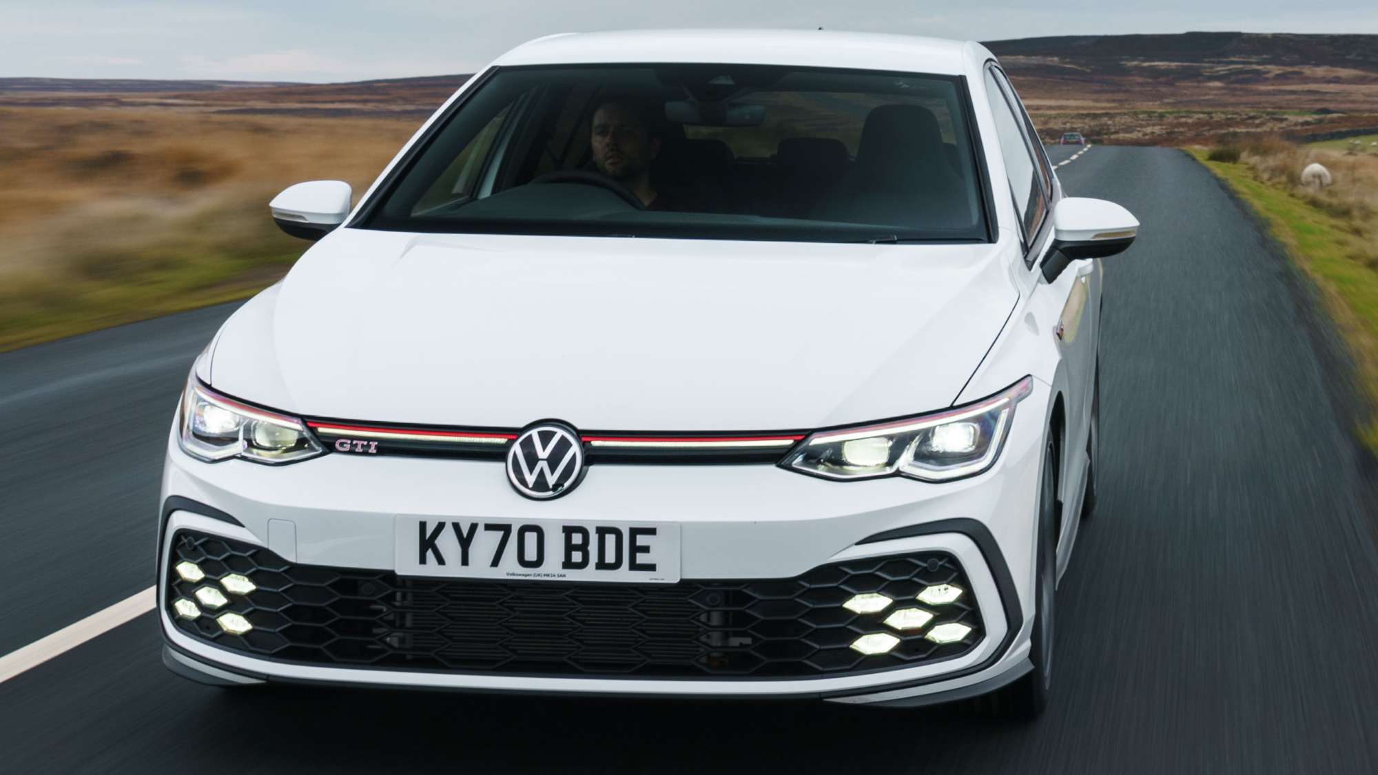 Volkswagen Golf GTI 2022