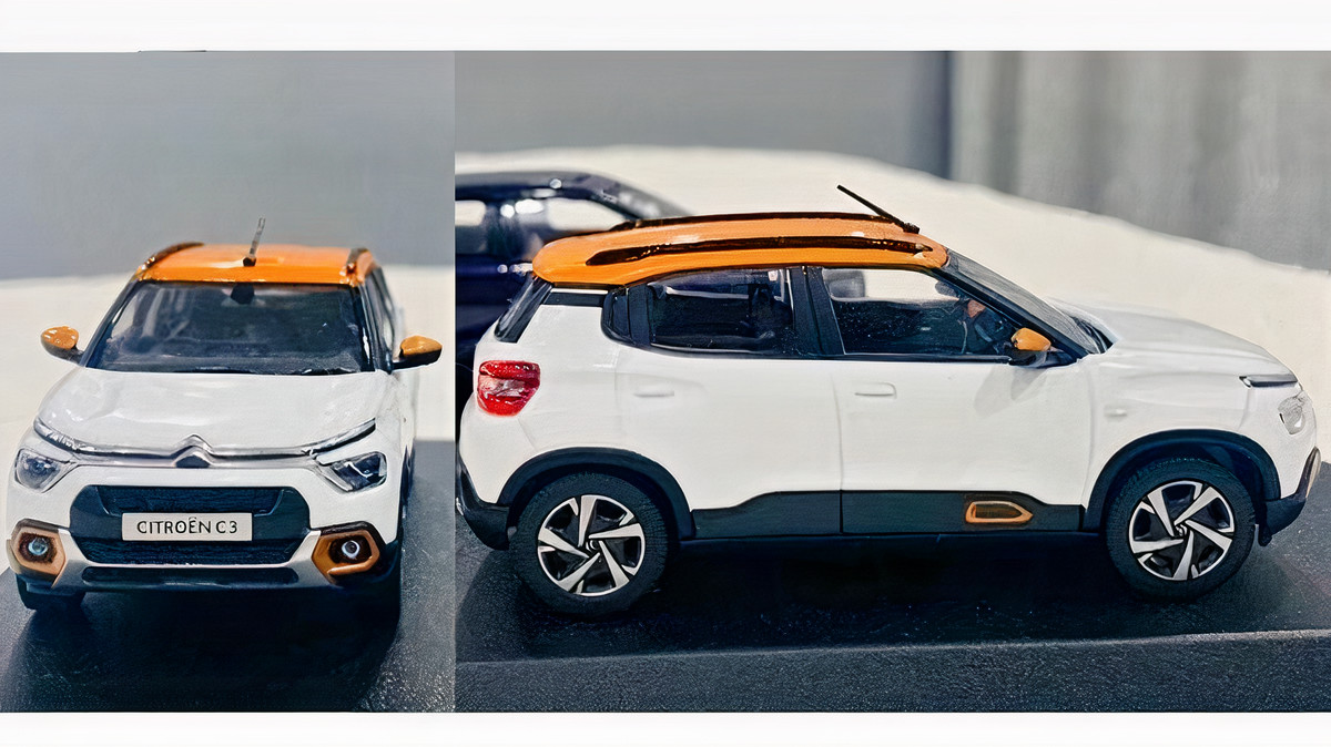 Citroën C3 2022