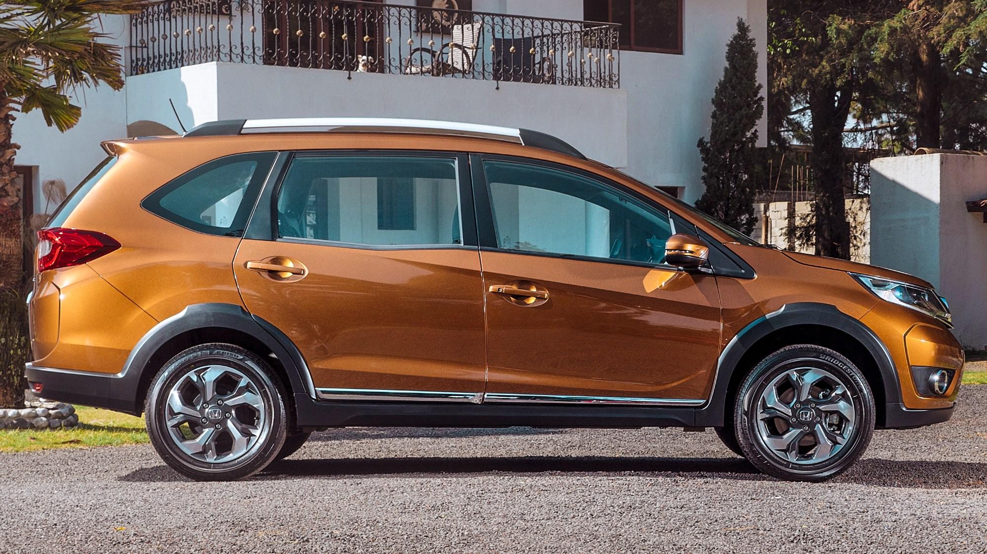 Estilo de minivan do Honda BR-V será completamente abandonado pelo N7X
