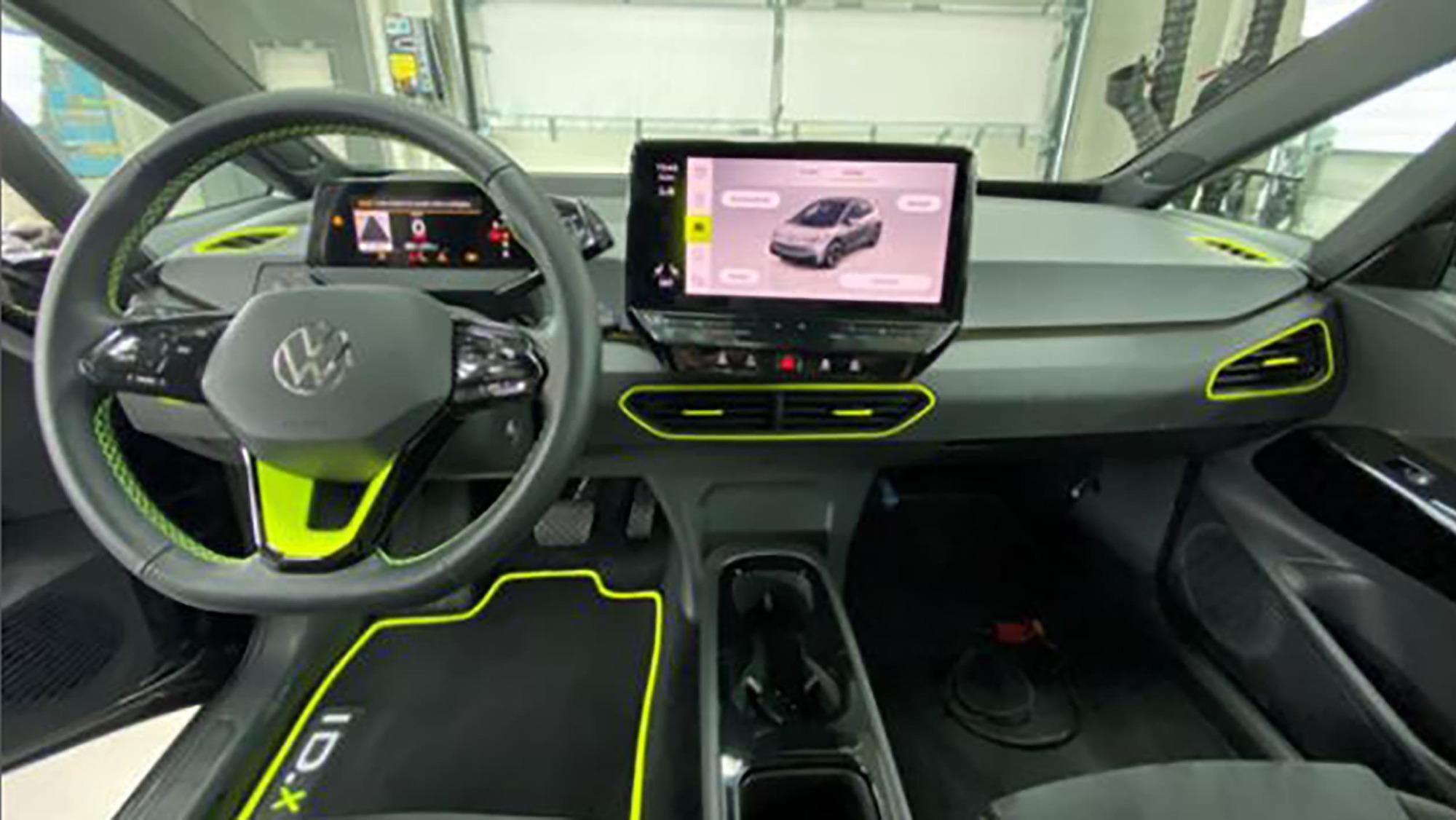novo interior do prototipo idx