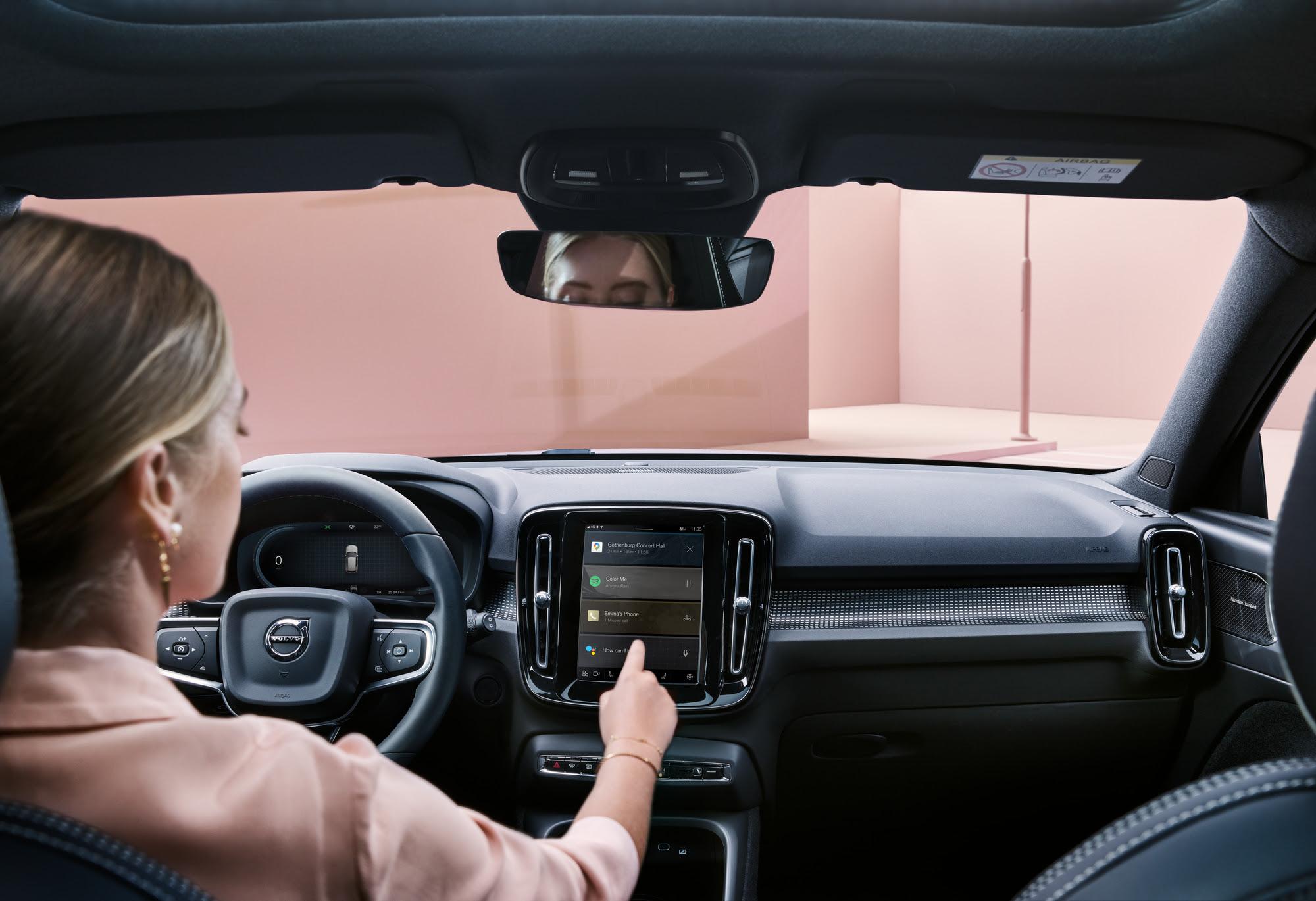 Volvo XC40 Elétrico