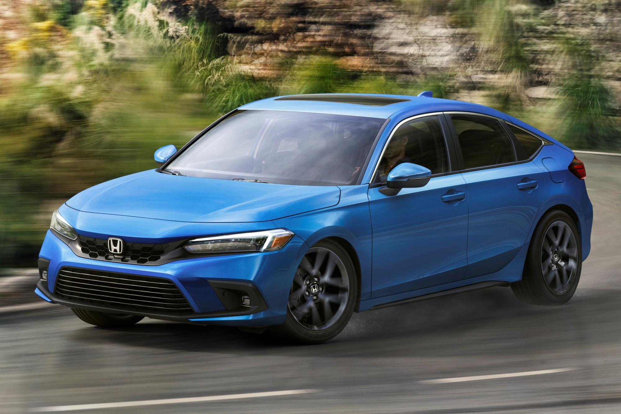 Honda Civic Hatch 2022