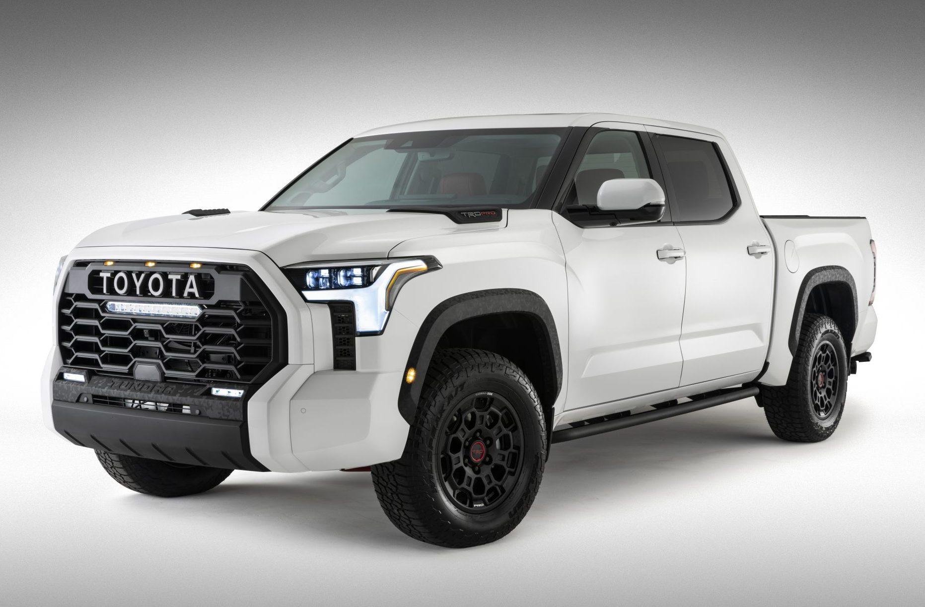 Toyota Tundra tem primeira imagem revelada