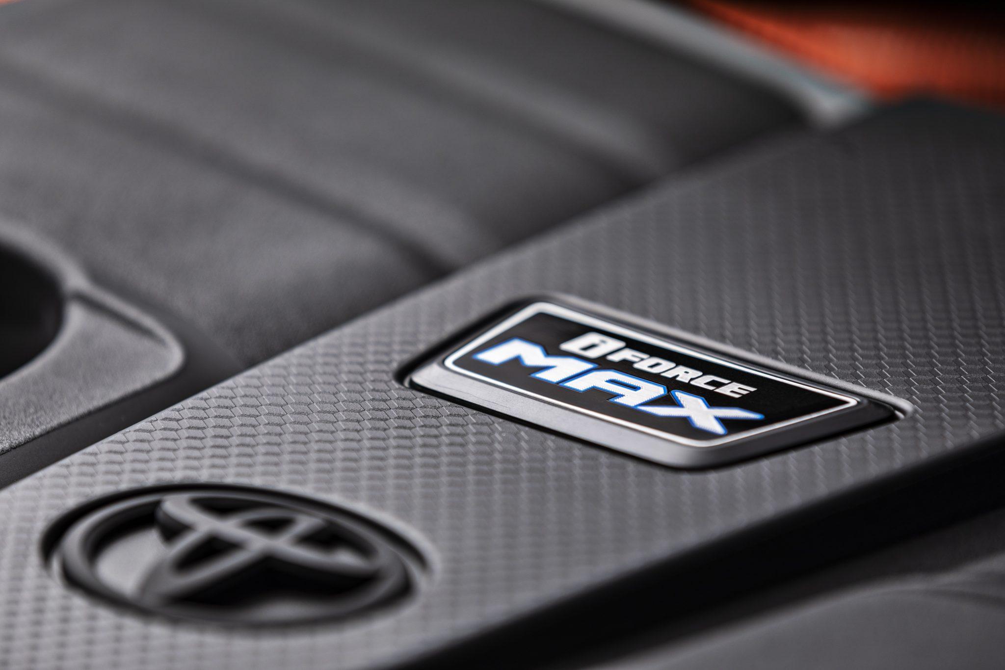 Toyota iForce MAX